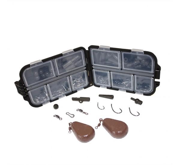 Комплект за монтажи Raven FISH-XPRO Carp Starter Rig Set
