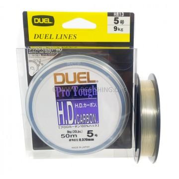 Флуорокарбон DUEL H.D Pro Tough Fluorocarbon 50m