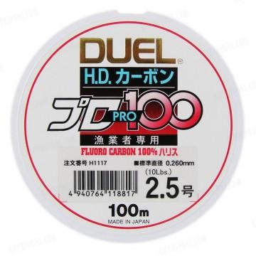 Флуорокарбоново влакно Duel H.D. Carbon PRO100S