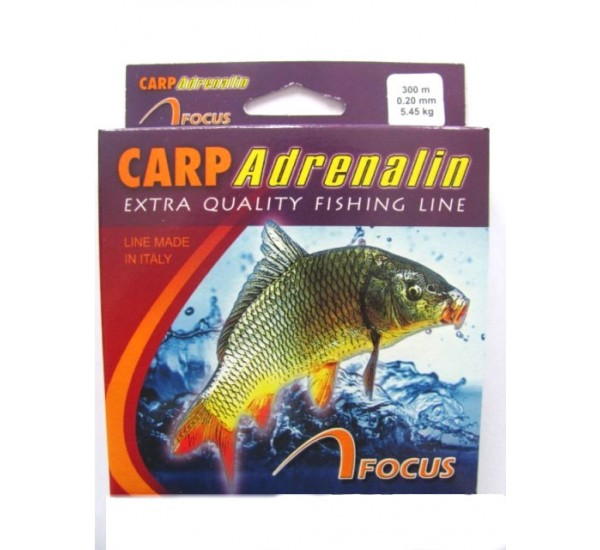 Монофилно влакно Focus Carp Adrenalin