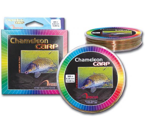 Монофилно влакно Focus Chameleon Carp