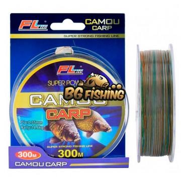 Влакно FL Camou Carp 300m