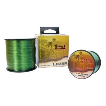 Монофилно влакно Lazer Ultra - green 1000m