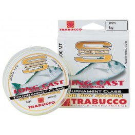 Монофилно влакно Trabucco S-Force Long Cast 300м