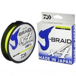 Плетено влакно Daiwa J-Braid X4 YE 135m