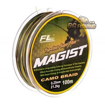 Плетено влакно FL Magist Camo Braid