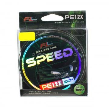 Плетено влакно FL Speed PE 12x