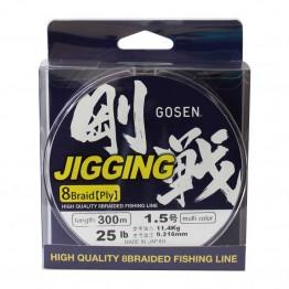 Плетено влакно Gosen W28 Jigging Multi