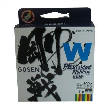 Плетено влакно Gosen-W 4ply Multi 300m