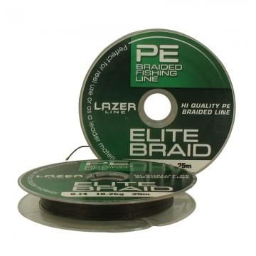 Плетено влакно Lazer Elite Braid 25M