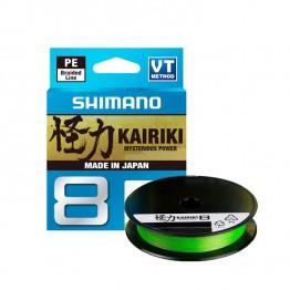 Влакно Shimano Kairiki 8, 150m , Mantis Green