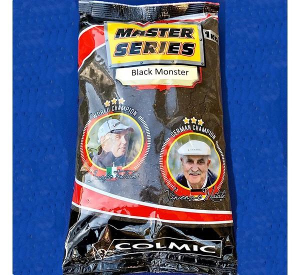 Захранка Colmic Master Series Black Monster