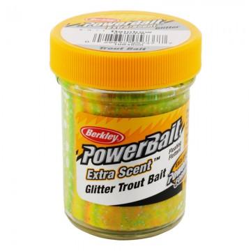 Паста PB - Extra Scent Glitter Trout Bait Rainbow