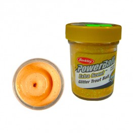 Паста PB - Extra Scent Glitter Trout Bait Salmon Egg