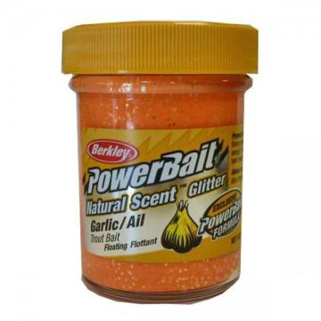 Паста PB - Natural Scent Glitter Garlic - Fluorescent Orange