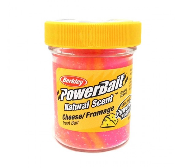 Паста PB - Natural Scent Troutbait - Cheese Sherbet
