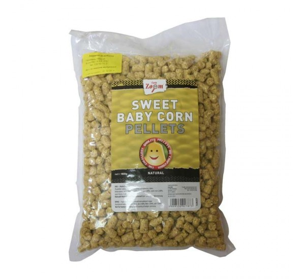 Пелети CZ Sweet Baby Corn Pellets Natural