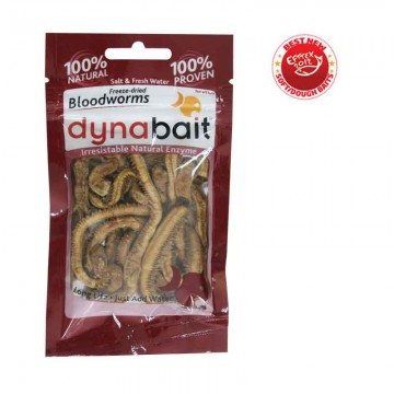 Морски червеи изсушени Freeze Dried Blood worms
