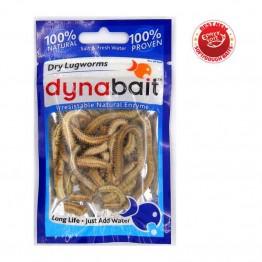 Морски червеи изсушени Freeze Dried Lug worms