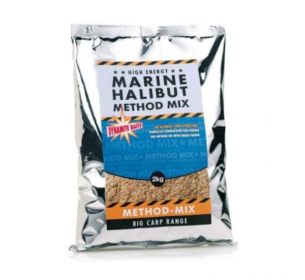 Микс Marine Halibut Method Mix