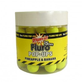 Протеинови топчета DB Fluro Pop-Ups Pineapple