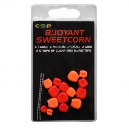 Плуваща силиконова царевица ESP Red Orange