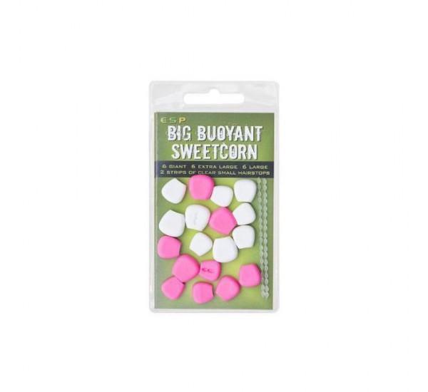 Плуваща силиконова царевица E.S.P. Pink White