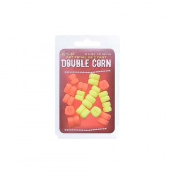 Плуваща царевица ESP Double Corn Fluoro Yellow & Orange