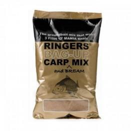 Захранка Ringers Bag Up Carp Mix 1KG