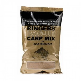 Захранка Ringers Bag Up Carp Mix 1KG