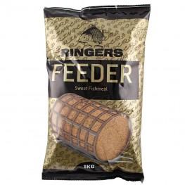 Захранка Ringers Sweet Fishmeal Feeder Mix 1kg