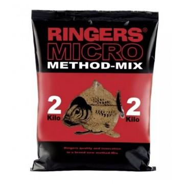 Захранка RINGERS Micro Method Mix 2kg