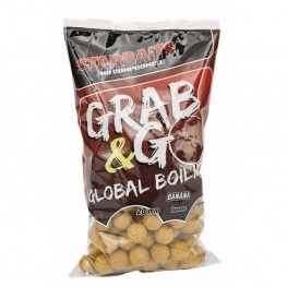 Протеинови топчета Starbaits Grab n Go Global Banana