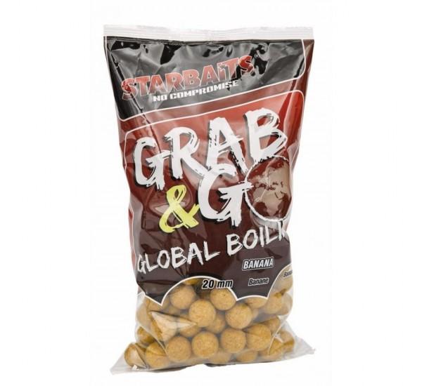 Протеинови топчета Starbaits Grab n Go Global Banana
