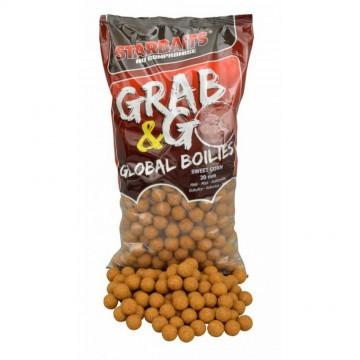 Протеинови топчета Starbaits Grab n Go Global Maize Corn