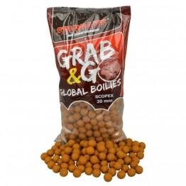 Протеинови топчета Starbaits Grab n Go Global Scopex