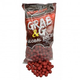 Протеинови топчета Starbaits Grab n Go Global Strawberry