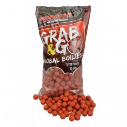Протеинови топчета Starbaits Grab n Go Global Tutti Frutti