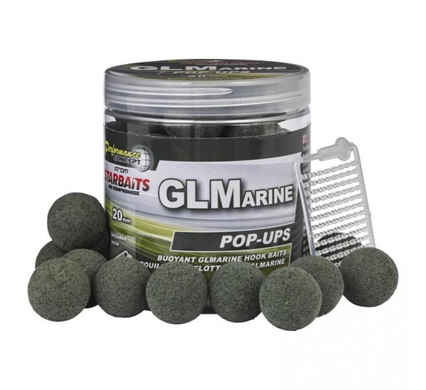 Плуващи топчета Starbaits Performance Concept GLMarine Pop Up