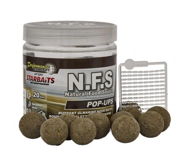 Плуващи топчета Starbaits Performance Concept NFS Pop Up