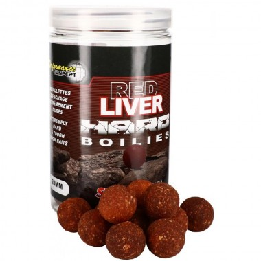Протеинови топчета Starbaits Red Liver Hard Baits