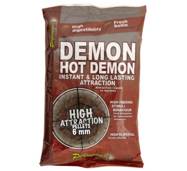 Пелети Starbaits Performance Concept Hot Demon