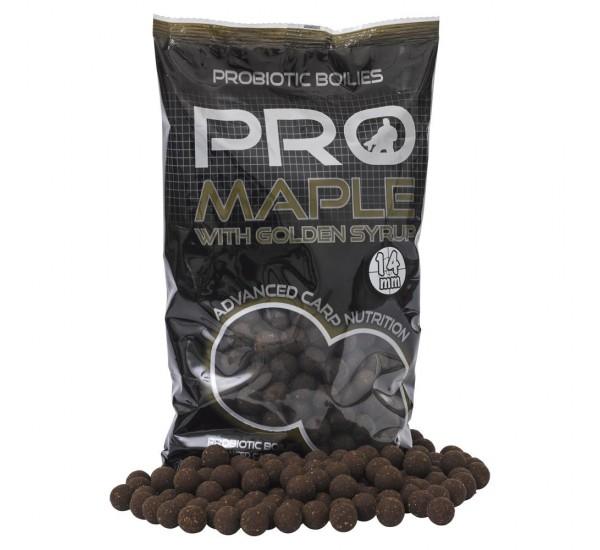 Протеинови топчета Starbaits Probiotic Maple